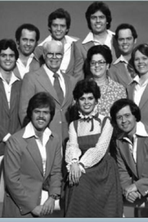 my famous cousins, the famous Osmonds and their parents